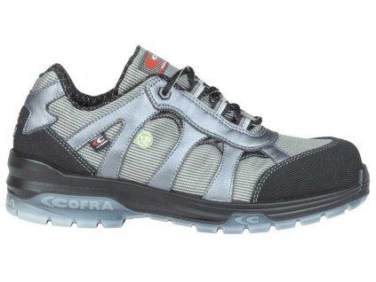 Pracovní obuv Cofra Foxtrot Grey S1 P ESD SRC