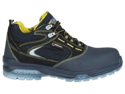 Kotníková pracovní obuv COFRA BOTTICELLI BLUE S3 WR SRC