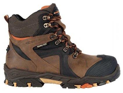 Vysoká pracovní obuv COFRA RAMSES S3 WR SRC