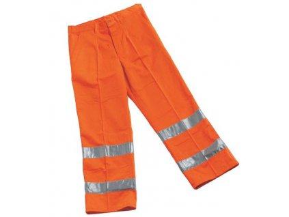 Reflexní kalhoty s vysokou viditelností