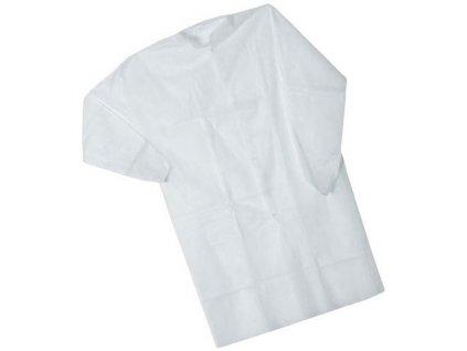 Jednorázová pracovní košile z polypropylenu