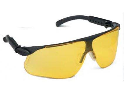 Ochranné brýle PELTOR MAXIM  žluté