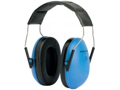 Ochranná sluchátka PELTOR - ochranná sluchátka H4A úchytový oblouk přes temeno