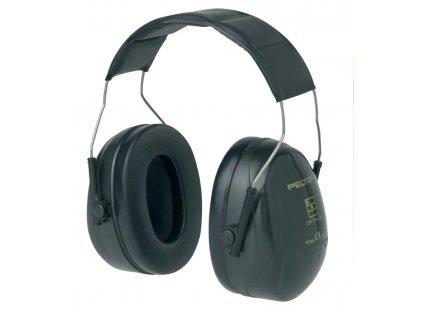 Ochranná sluchátka PELTOR - ochranná sluchátka OPTIME - 2H520A  úchytový oblouk přes temeno