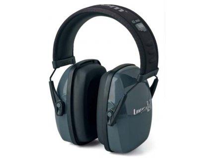 Ochranná sluchátka proti hluku LEIGHTNING L1 - ochranná sluchátka - robustní úchytový oblouk z oceli