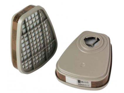 FILTR 3M A1 6051 - filtr pro organické výpary s bodem varu vyšším než 65°C