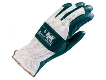 Pracovní rukavice  Ansell Hynit® 32-815 - chladné, Gonnův vzor řezu - délka 260 mm, vel. 9