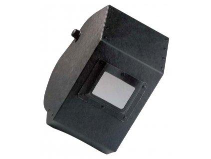 Ochranný štít pro svářeče - obličejový ochranný štít s opěrkou hlavy