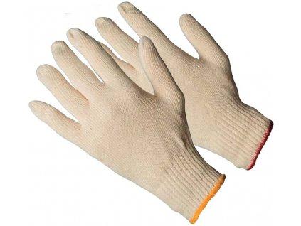 Bavlněné pracovní rukavice EDIS - jemné