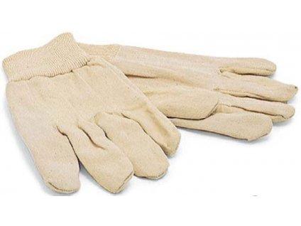 Bavlněné pracovní rukavice EDIS - silné