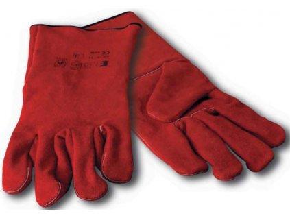Svářečské rukavice EDIS COSTRA - Délka 35cm