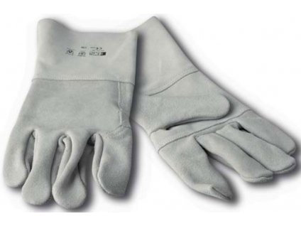 Svářečské rukavice COSTRA - Délka 14cm