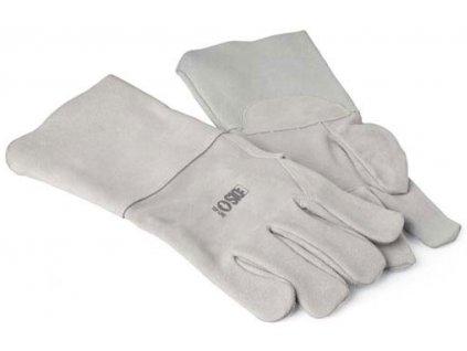 Svářečské rukavice EDIS COSTRA - Délka 7cm - NEW