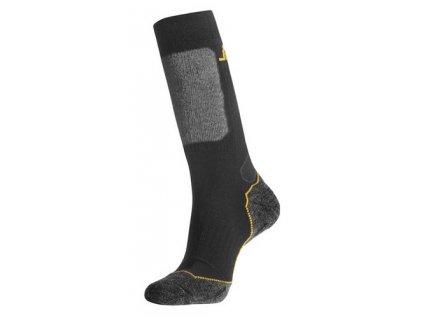 Vysoké pracovní ponožky Snickers WoolTech - 9203