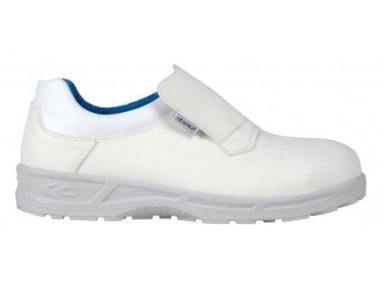 Pracovní obuv Cofra Talos White O2 SRC FO