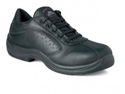Nízká pracovní obuv EDIS ODESSA - černá