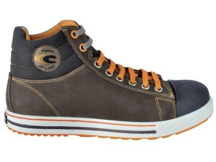 Vysoká pracovní obuv COFRA CONFERENCE S3 SRC