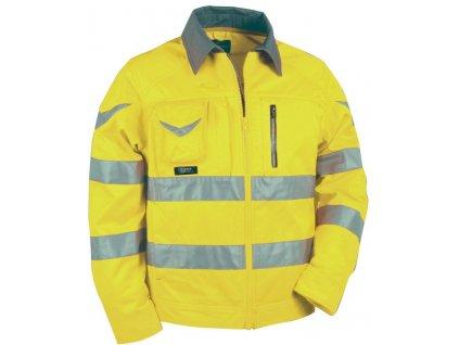 Reflexní bunda COFRA WARNING 290 g/m2