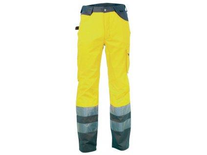 Reflexní pracovní kalhoty COFRA LIGHT 290 g/m2