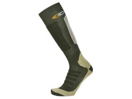 Pracovní ponožky COFRA TOP WINTER (Barva Černá, Velikost XL)