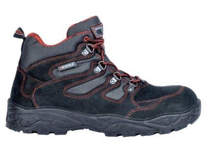 Vysoká pracovní obuv COFRA CURTAIN S1 P SRC