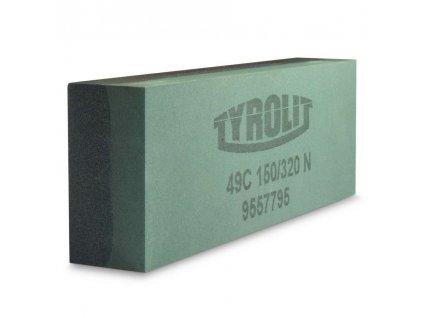 Brousek karborundum, kvádr AC-T servis