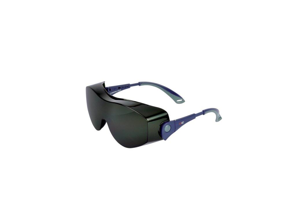 Okuliare COFRA OVERPRO WELD E012 - B150 (Okuliare OVERPRO WELD E012 - B150)