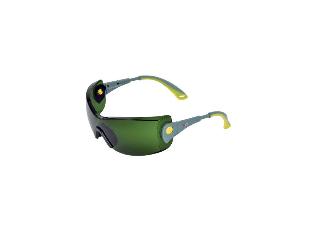 Okuliare COFRA SHIELD - EFECT WELD E007 - B151 (Okuliare SHIELD - EFECT WELD E007 - B151)