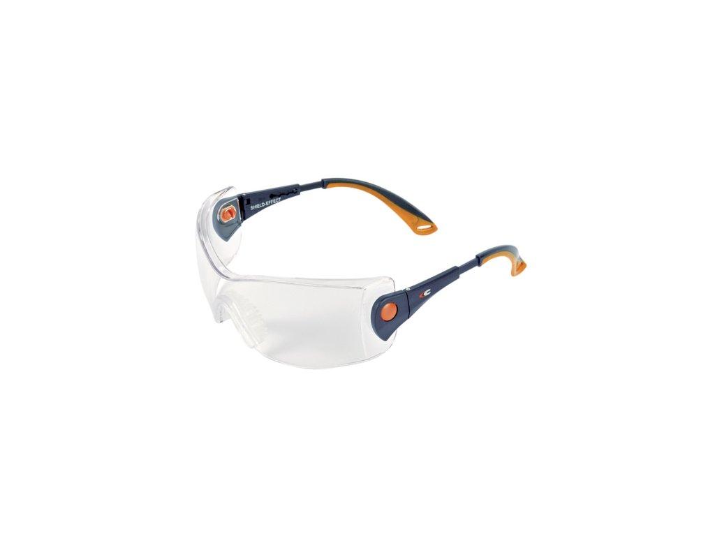 Okuliare COFRA SHIELD-EFFECT E007 - B100 (Okuliare SHIELD-EFFECT E007 - B100)
