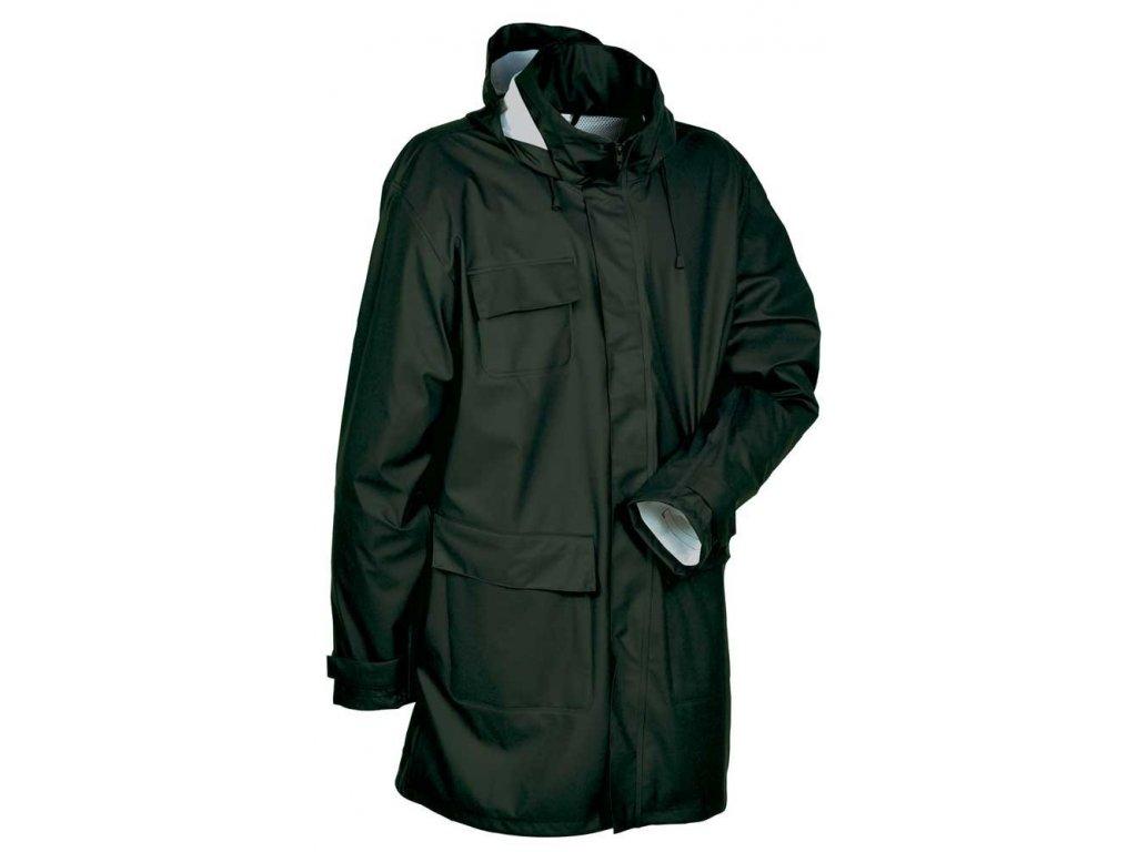 Nepremokavý plášť COFRA RAINSWEPT 170 g / m2 (Farba modrá, Veľkosť 2XL)