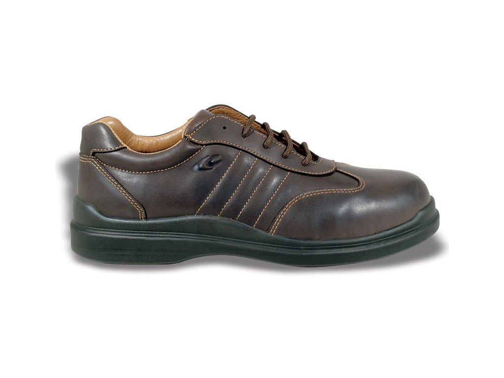 Nízka pracovná obuv COFRA Melt S3 (Veľkosť topánky 43)