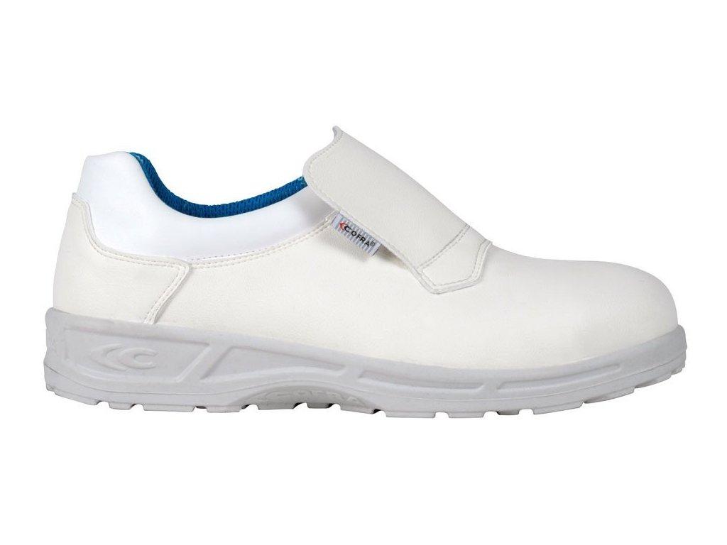 Pracovná obuv Cofra New Nerone S1 SRC (Veľkosť topánky 35)