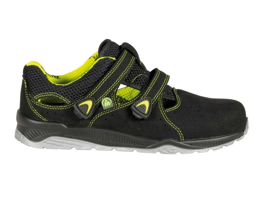 Pracovná obuv Cofra Shift S1 P ESD SRC (Veľkosť topánky 35)