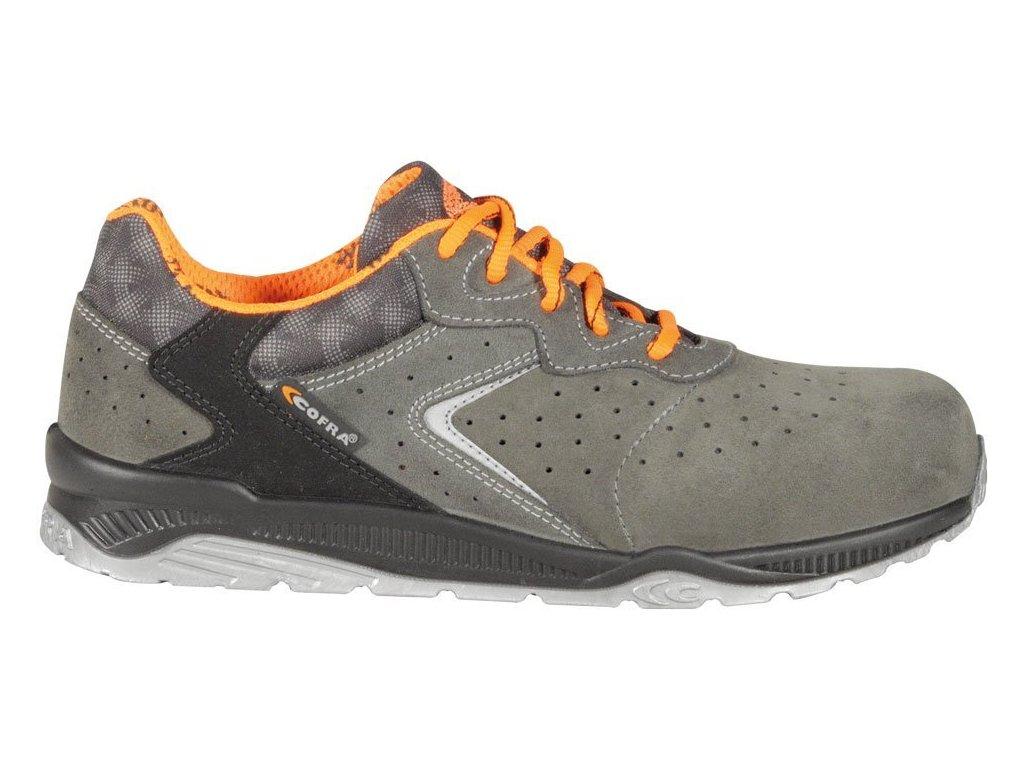 Pracovná obuv Cofra Defence S1 P SRC (Veľkosť topánky 35)