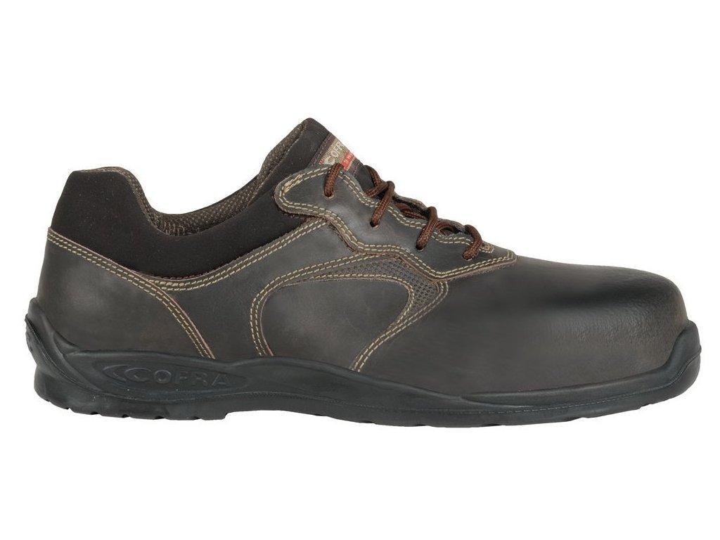 Pracovná obuv Cofra Euler S3 CI SRC (Veľkosť topánky 40)