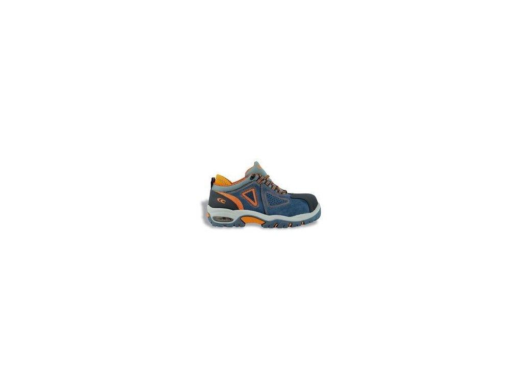 Nízka pracovná obuv COFRA Lubiani S1 P SRC (Veľkosť topánky 40)