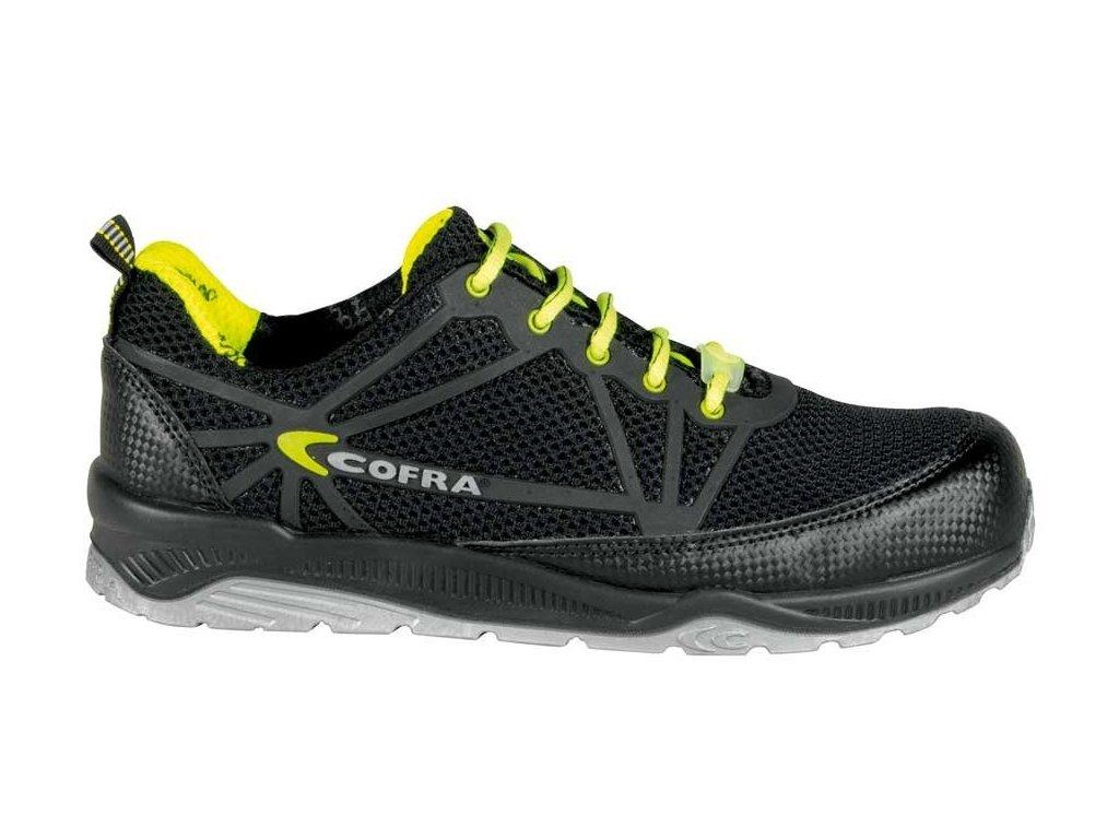 Pracovná obuv Cofra Fans S1 P ESD SRC (Veľkosť topánky 35)