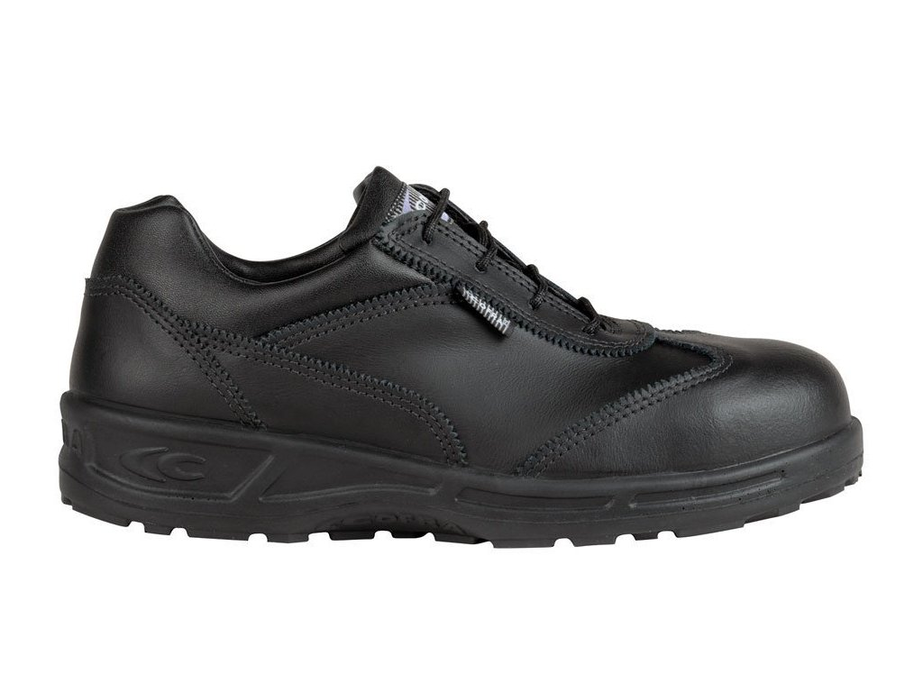 Pracovná obuv Cofra Ingrid Black S2 SRC (Veľkosť topánky 35)