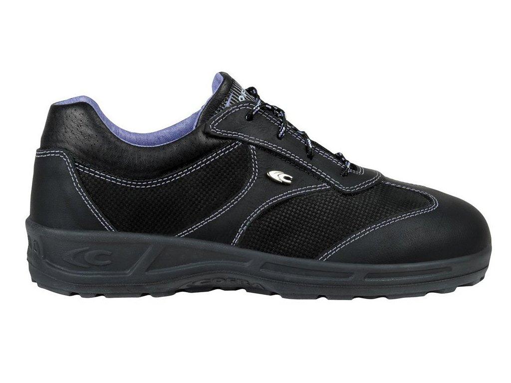 Pracovná obuv Cofra Paula S3 SRC (Veľkosť topánky 35)