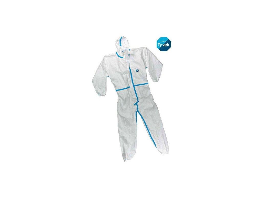 Ochranná kombinéza TYVEK CLASSIC PLUS (Farba biela, Veľkosť M)