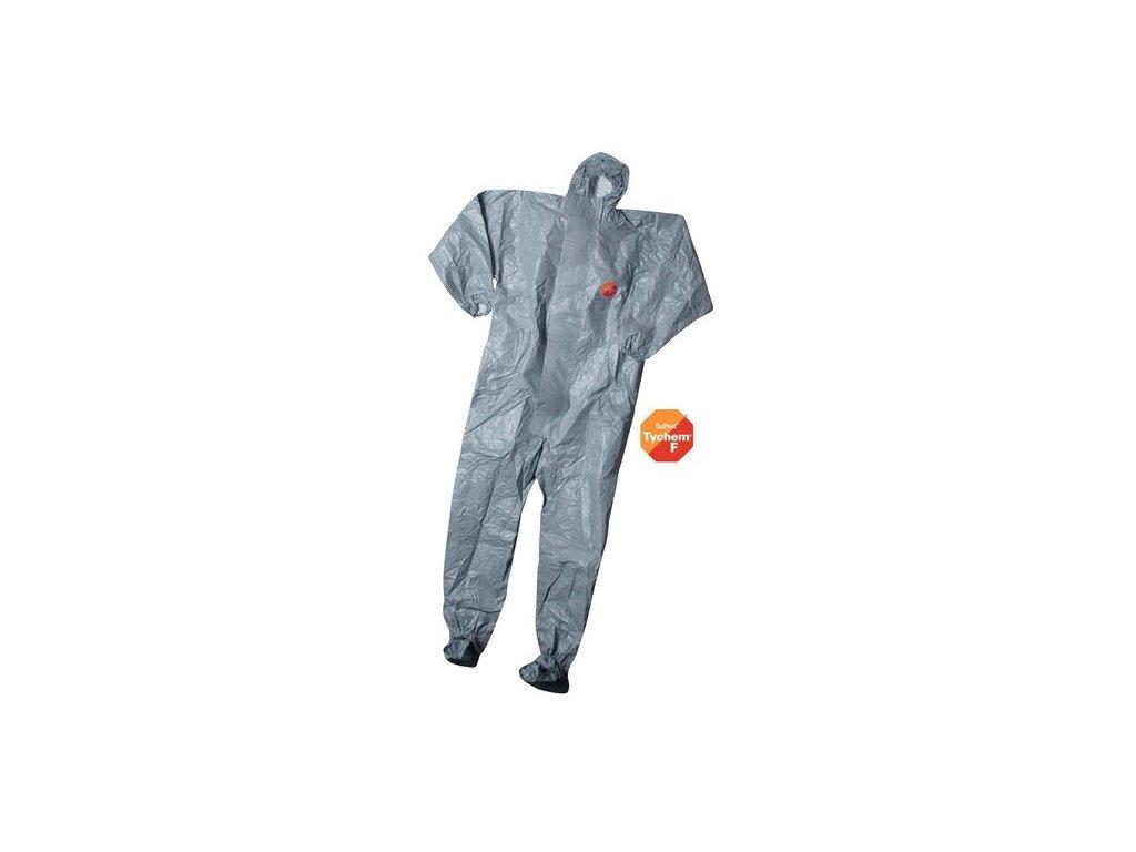 Ochranná pracovná kombinéza Tychy F (Farba šedá, Veľkosť M)