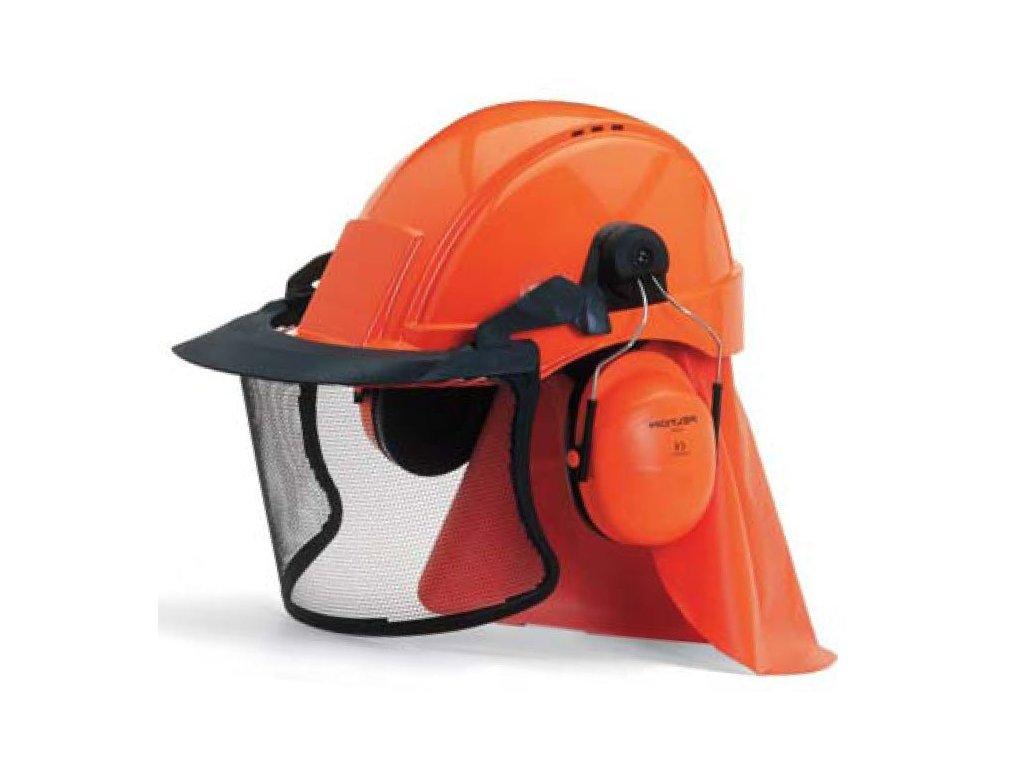 PELTOR KIT G2031A - SÚPRAVA - kompletná súprava určená pre lesníctvo (Farba oranžová)
