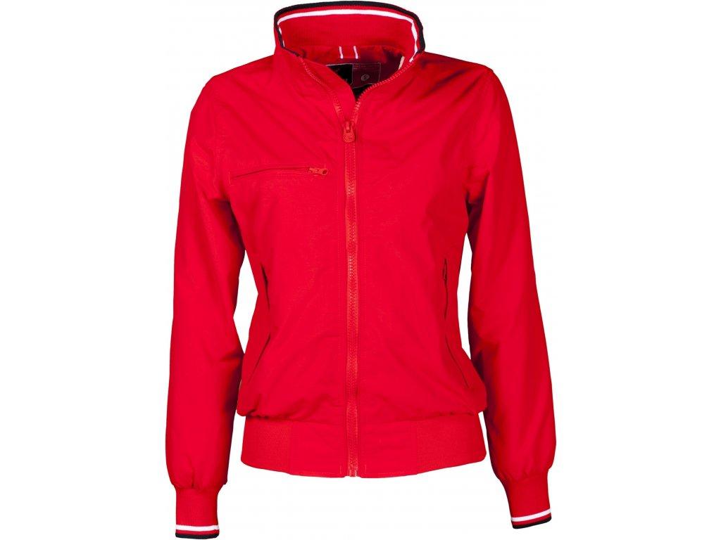 Dámska ľahká bunda PACIFIC 2.0 105 GR / MQ (veľkosť S, farba červená)