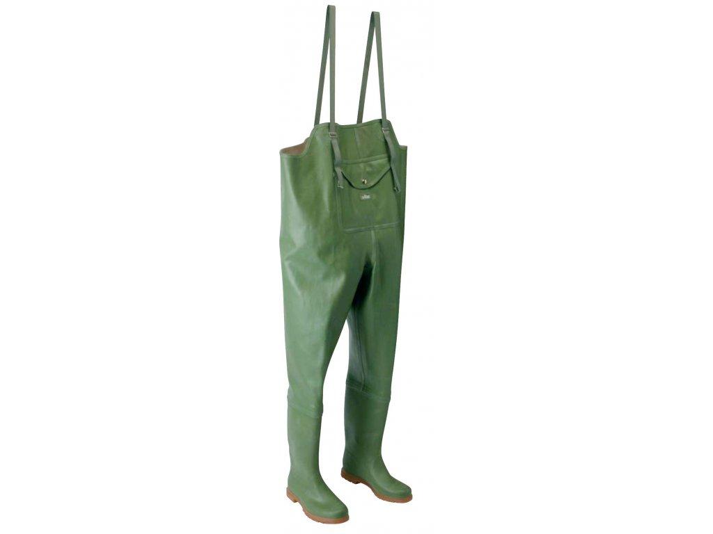 Gumáky SCAFANDRO zelené (Veľkosť topánky 41)
