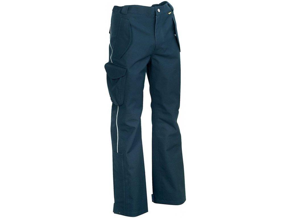 Pracovné nohavice COFRA HAZEN GORE - TEX 270 g / m2 (Farba tmavo modrá, Veľkosť 44)