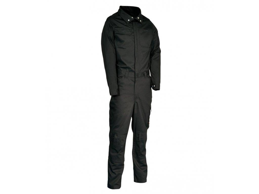 Pracovní kombinéza COFRA LUXOR 245 g/m2 (Barva Černá)