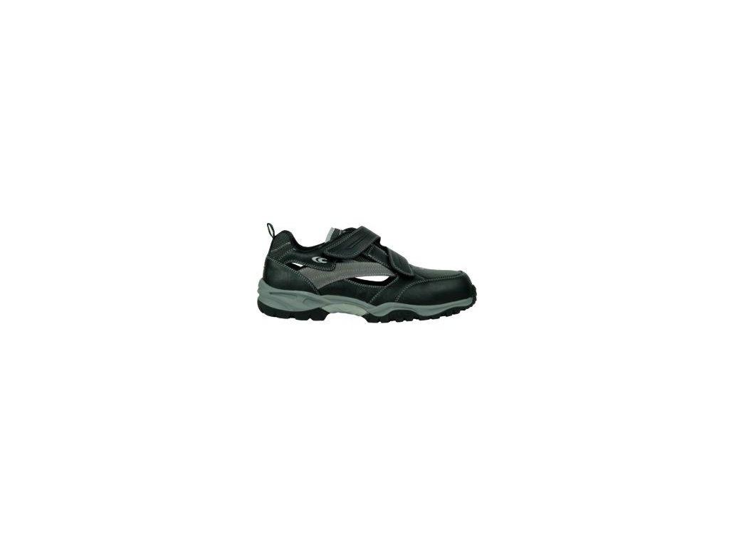 Pracovná obuv Cofra New Curling S1 P (Veľkosť topánky 41)