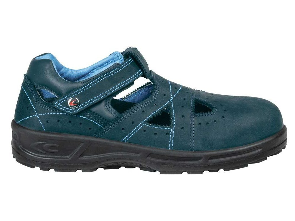 Pracovná obuv Cofra Liz Blue S1 SRC (Veľkosť topánky 35)