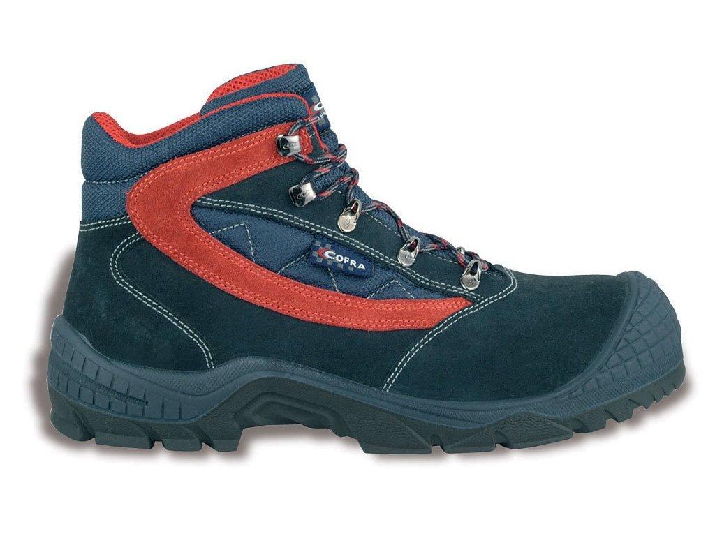 Vysoká pracovná obuv COFRA NIGERIA S1P (Veľkosť topánky 42)