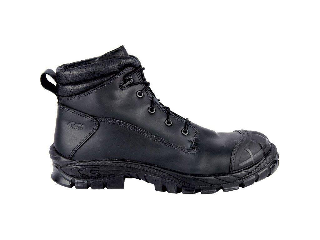 Vysoká pracovná obuv COFRA Njord S3 SRC (Veľkosť topánky 39)